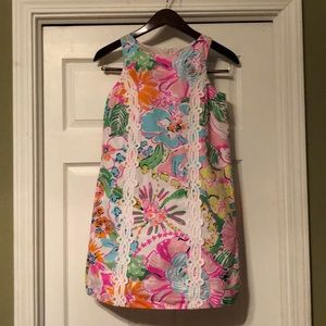 Rare Lily Pulitzer for Target; size 10-12 Girls